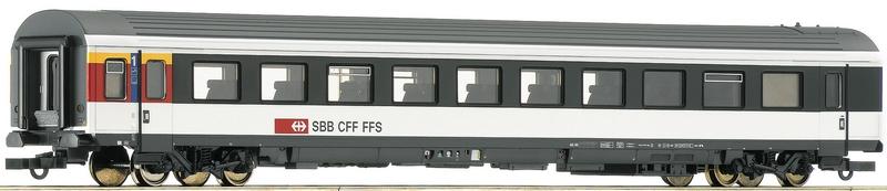 Roco 74394 SBB Schnellzugwagen EW IV AS 1. Klasse Serviceabteil