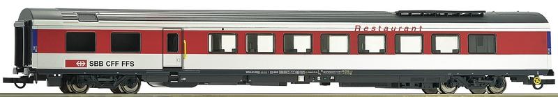 roco 74398 SBB EW IV Speisewagen modernisiert