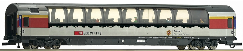 Roco 74400 SBB Aussichtiswagen Apm