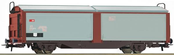 Roco 76898 SBB Schiebedach/wandwagen Tbis Prototyp