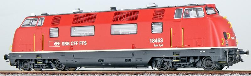 ESU 31332 SBb Diesellok Am 4/4 18463