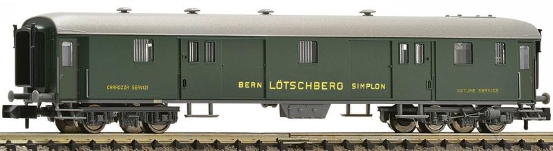 Fleischmann 813004 Servicewagen des Schwiss-Classic-Train