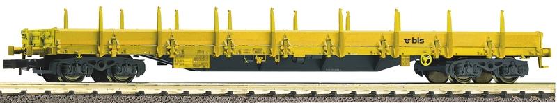 Fleischmann 828822 4-achsiger Rungenwagen der BLS Serie Res