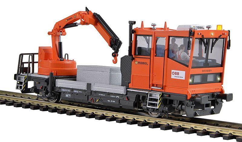 Märklin 39547 ÖBB Gleiskraftwagen Robel X 630