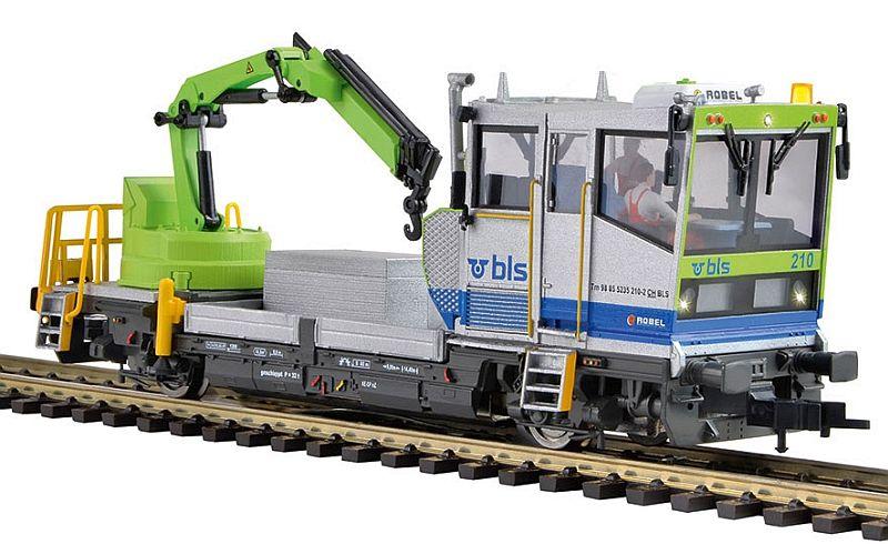Märklin 39548 BLS Schienentraktor Robel Tm 235