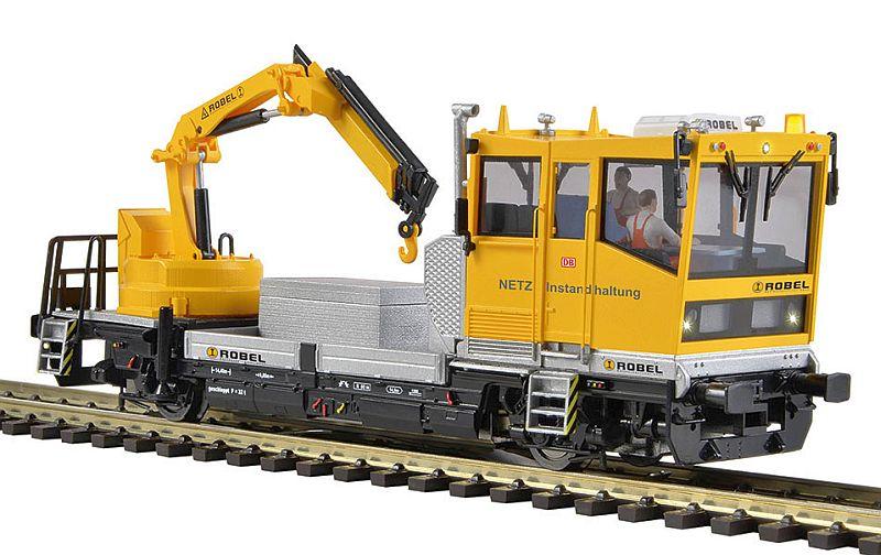 Märklin 39549 DB Netz Gleiskraftwagen Robel 54.22
