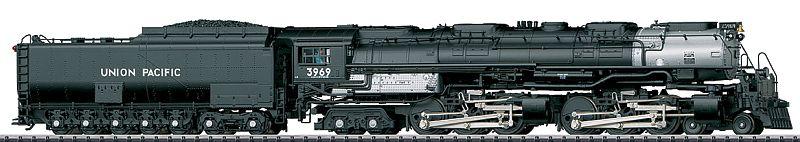 Märklin Schlepptender-Dampflok der Union Pacific