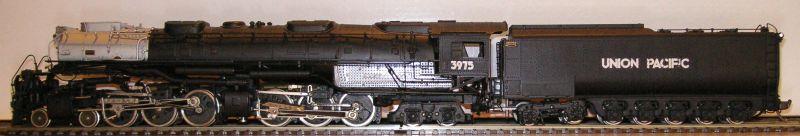 Schwere Güterzug-Dampflok der union_ Pacific Railroad_3975_Challenger