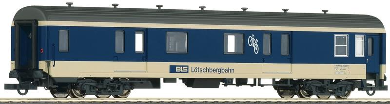 Roco 74393 BLS Gepäckwagen MC 76
