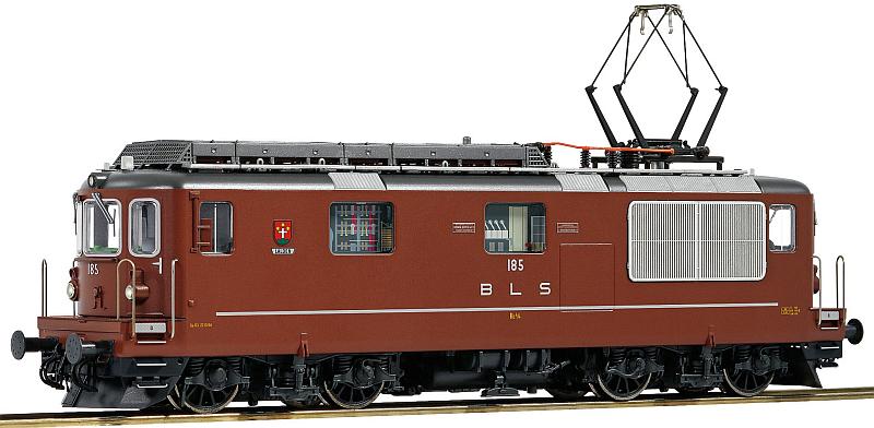 "Roco BLS Re 4/4 Betriebsnummer 185 ""Lalden"""