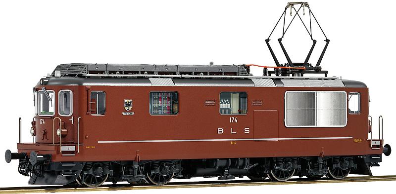 """Roco 73818 BLS Re 4/4 Betriebsnummer 174 """"Frutigen"""""""