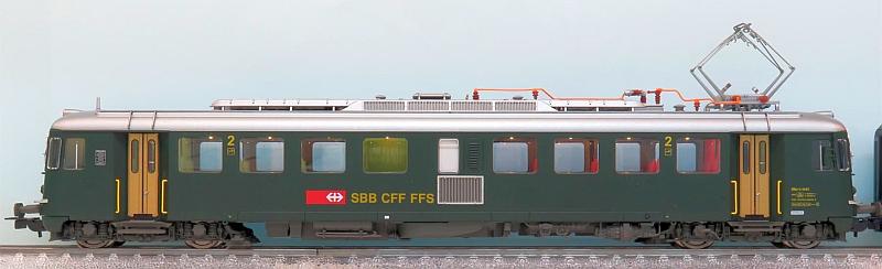 Piko 96838 SBB Rbe 4/4 1461 neues Logo