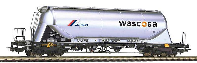 "piko 58436 Silowagen Uacns der Wascosa AG ""Cemex"""
