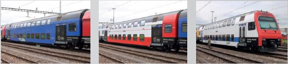 """Tillig 70038 SBB Verbundzug """"Zürcher S-Bahn Seite 2"""