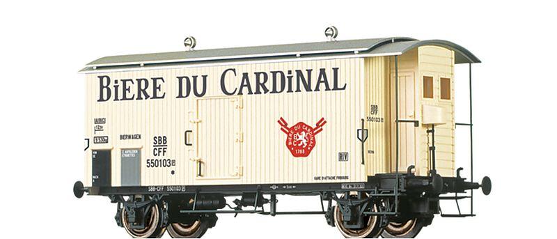 """Brawa 47872 SBB K2 """"Cardinal"""""""