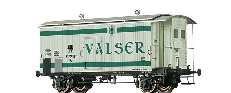"Brawa 47873 SBB K2 ""Valser"""