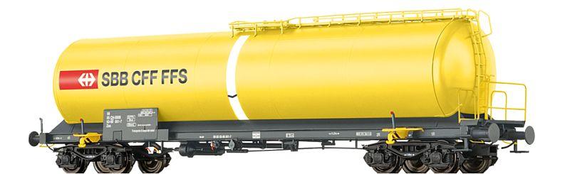 Brawa 48776 SBB Zas Wasserwagen