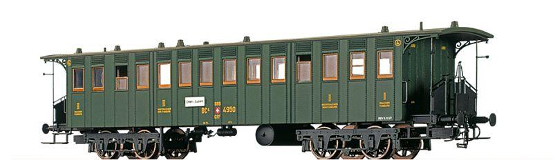 Brawa 65009 SBB-USA BC4, 4950