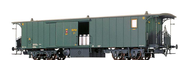 Brawa 65012 SBB-USA Gepäckwagen F4 18792
