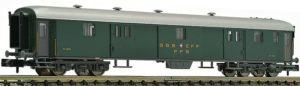 Fleischmann 813005 SBB Gepäckwagen, D schwere Bauart