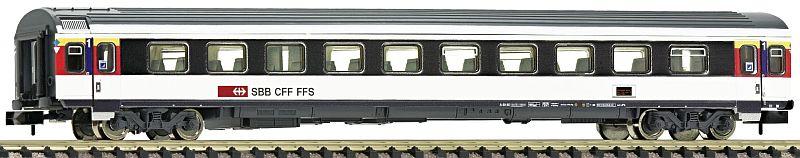 Fleischman 890206 SBB Schnellzugwagen EW IV B in 2. Klasse