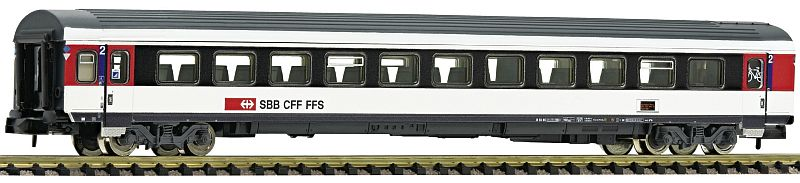 Fleischmann 890309 SBb Schnellzugwagen EW IV B, 2. Klasse