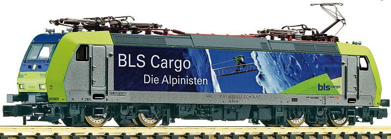 """Fleischmann 738512 BLS Re 485 """"Die Alpinisten"""""""