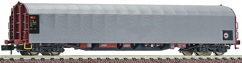 Fleischmann 837702 SBB Schiebeplanenwagen Bauart Rils
