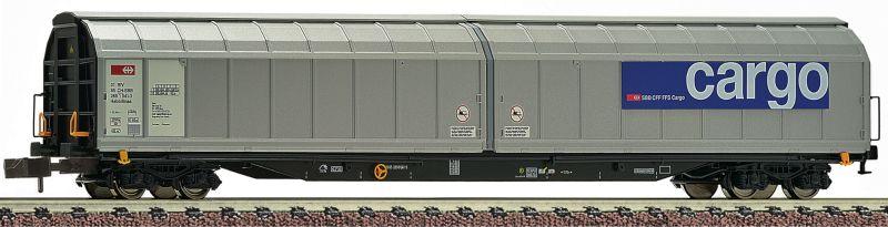 Fleischmann 838311 SBB Cargo Grossraum-Schiebewandwagen Habbillns