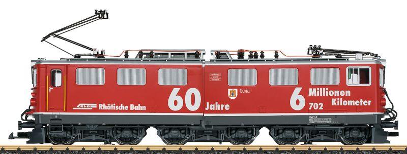 LGB 22061 RhB Ge 6-6 II 702 Curia