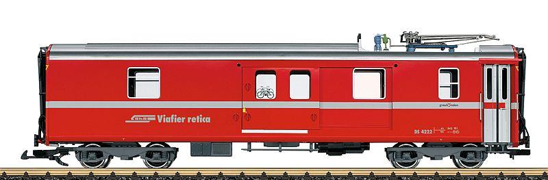 LGB 30692 RhB Gepäckwagen Ds Nr. 4222