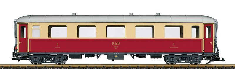 LGb 33521 RhB Salonwagen As 1161