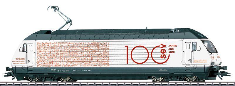 """Märklin 39467 SBB Re 460 113-4 """"100 Jahre SEV"""""""