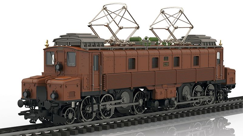 Märklin 39520 SBB Köfferli-lok