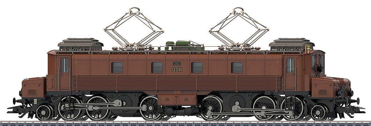 Märklin 39520 SBB Fc 2 x 3-4 12201 Köfferli-Lok