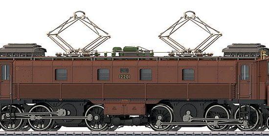 """Märklin 39520 SBB Fc 2x3/4 Köfferli-Lok"""""""
