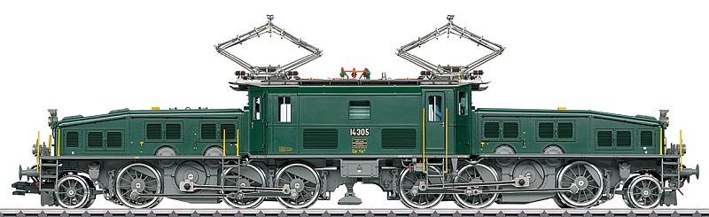 Märklin 55681 SBB Ce 6/8 III 14305 grün