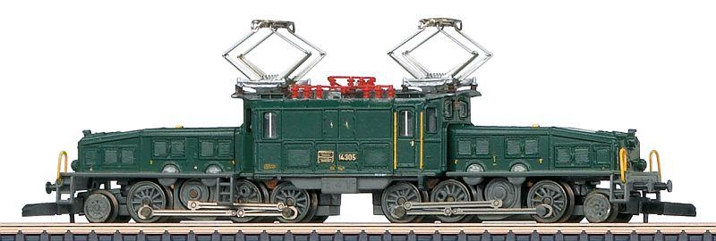 Märklin 88564 SBB Ce 6/8 III Betriebsnummer 14305 grün