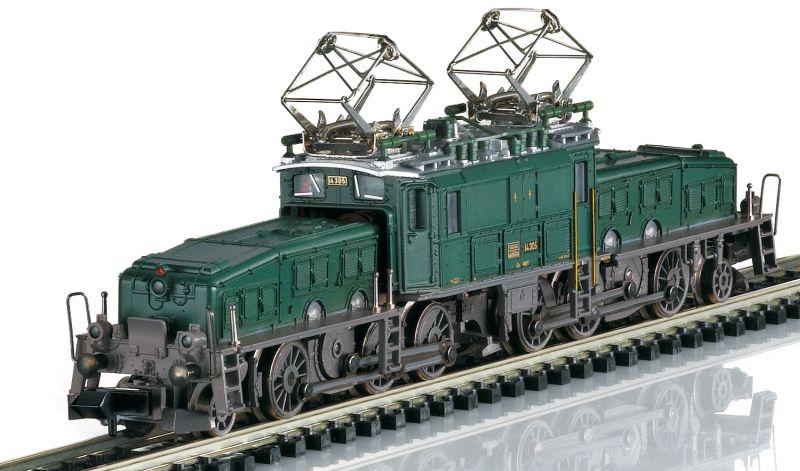Minitrix 16681 SBB Ce 6/8 III Nr. 14305