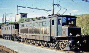 Piko 97782 2-teiliges Lok-Set SBB Ae 4/7