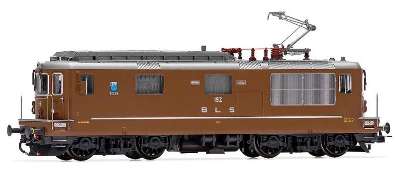 """Rivarossi HR 2736 BLS Re 4/4 192 """"Spiez"""""""