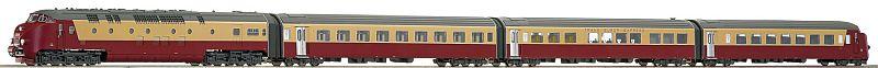 roco 72068 NS Dieseltriebzug De 1000 (SBB RAm)