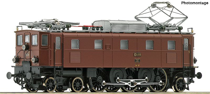"Roco 72292 SBB Ae 3/6 II ""Historic"""