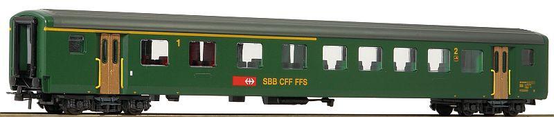 Roco 74570 SBB EW II A/B 1./2. Klasse