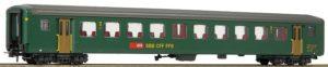 Roco 74571 SBb EW II B, 2. Klasse