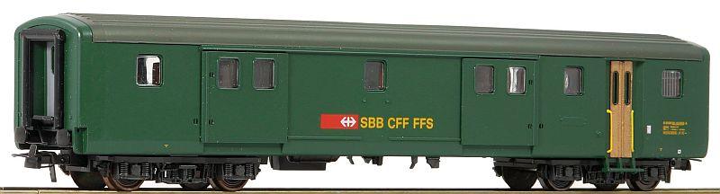 Roco 74574 SBB Gepäckwagen Typ EW II