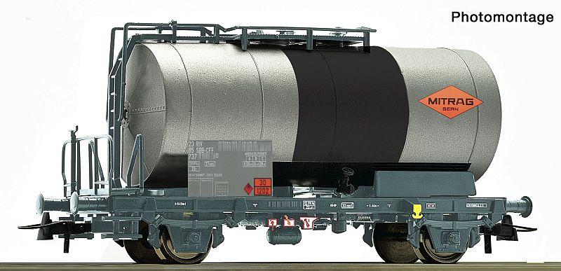"""Roco 76971 SBb Kesselwagen mit Aufschrift """"MITRAG"""""""