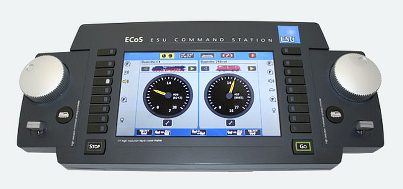 ESU 50210 ECos Comand Station