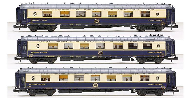 LS Models 79173 3-teiliges Pullmanwagen-Set