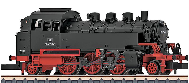 Märklin 88742 DB BR 064 138-5 Tende-Dampflok